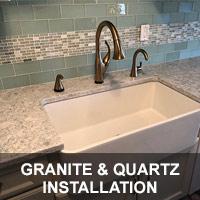 Granite & Quartz Installation Packages