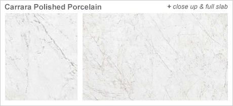 Carrara Polished Porcelain