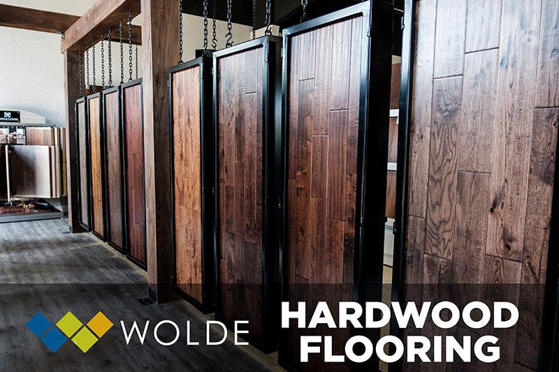 Hardwood Flooring at Wolde Flooring in Madison, AL