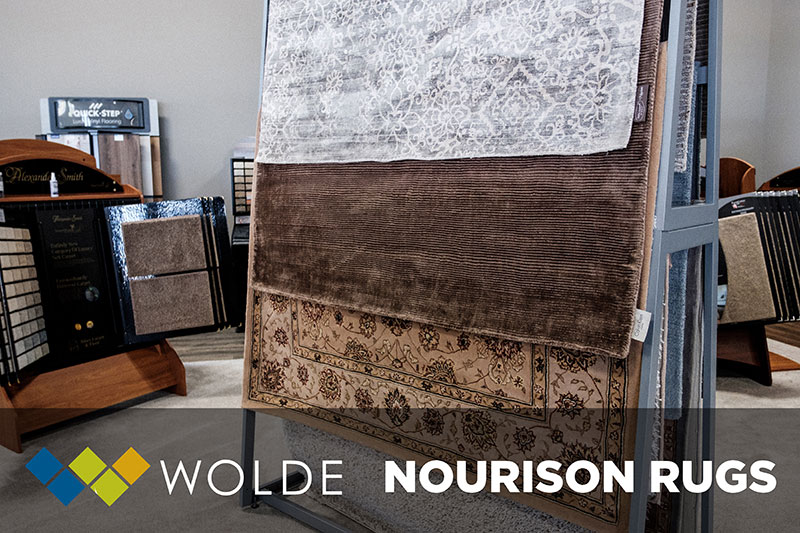 Wolde carries many Nourison Rugs and would love to share our extensive selection with you!